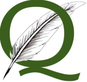 the quill logo