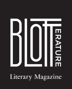 blotterature logo