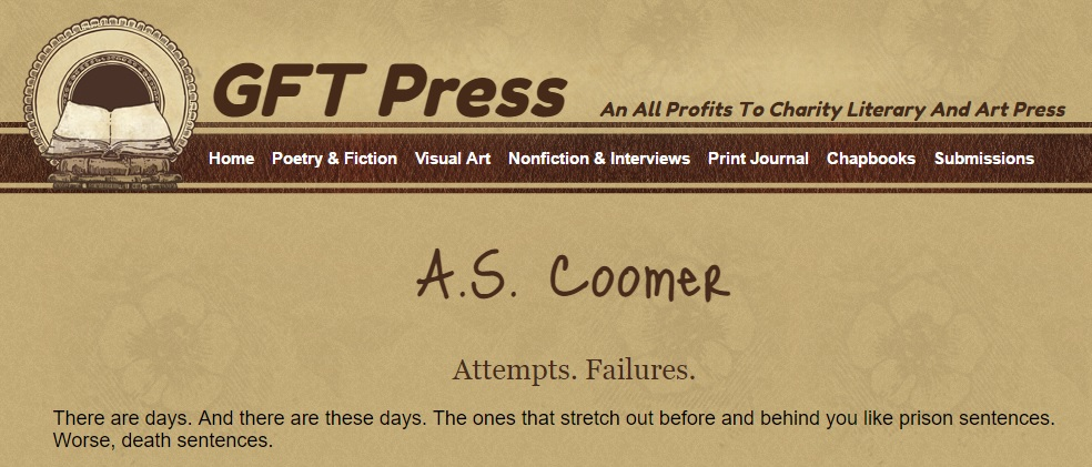 GFT Press attempts failures printscreen