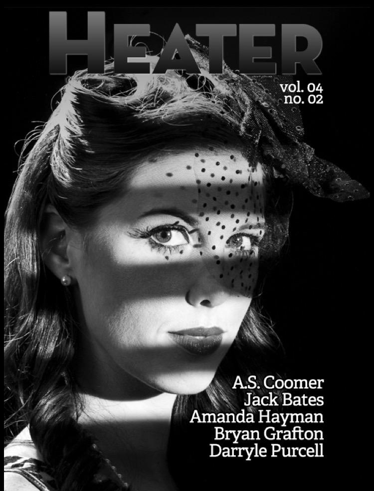 Heater vol. 04 no. 02 cover