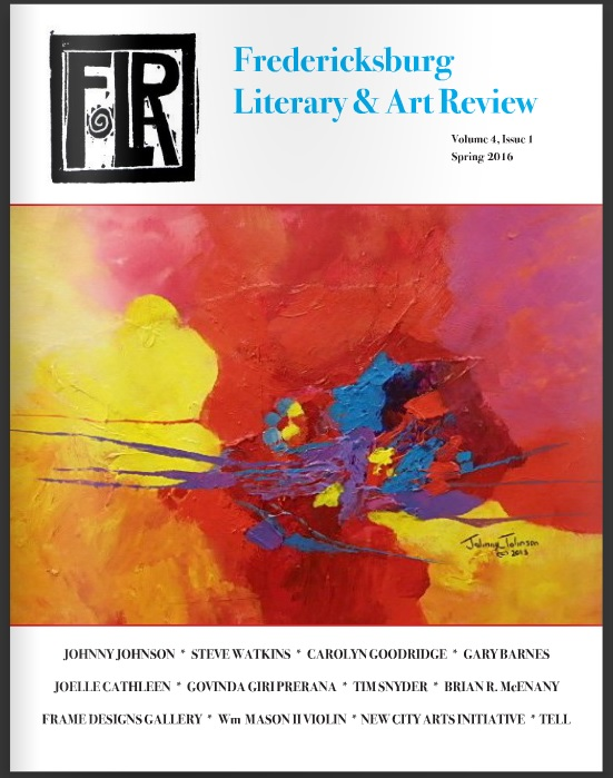 FLAR Spring 2016 cover