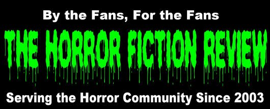 The Horror Fiction Review header