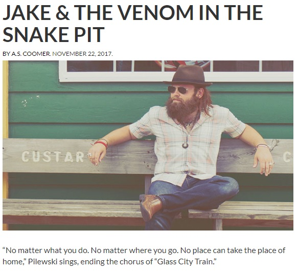 Jake & The Venom in the Snake Pit The City Paper article screenshot.jpg