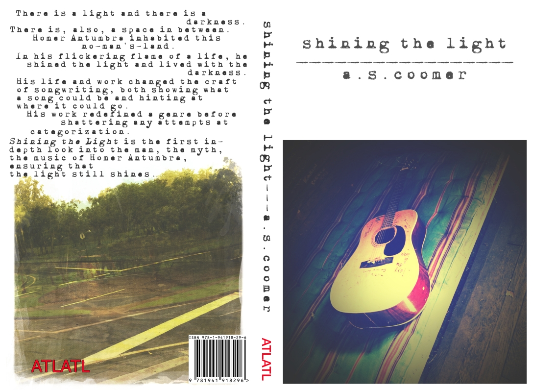 Shining the Light full cover promotional