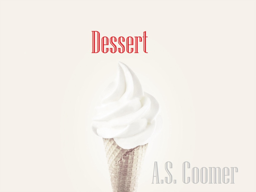 Dessert, A.S. Coomer, front cover