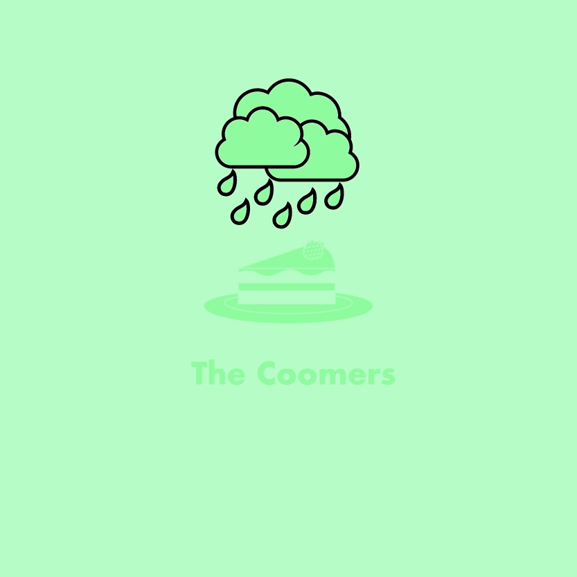 The Coomers, cheesecake single cover idea 1.5