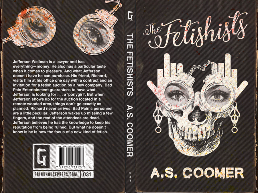 The Fetishists full jacket cover