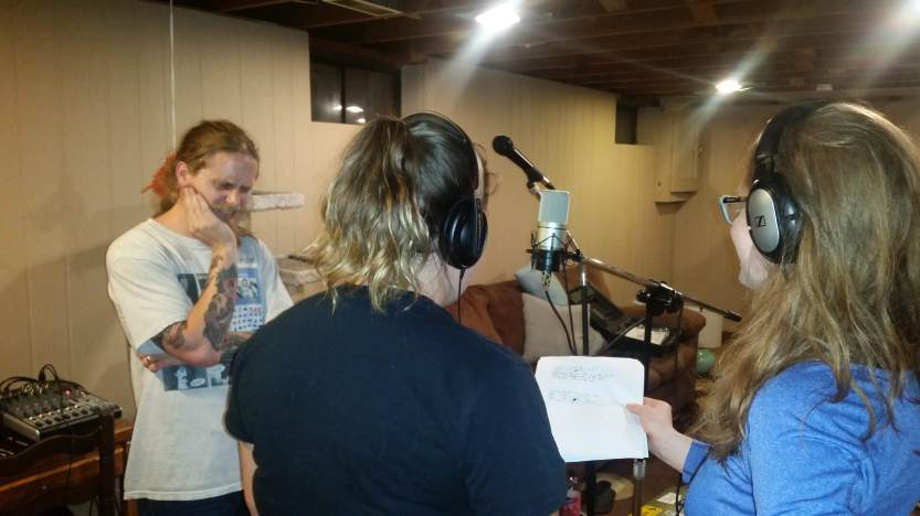 A.S. Coomer conducting the female vocal overdubs.jpg