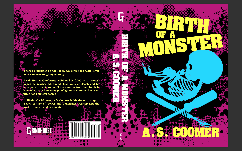 Birth of a Monster, full jacket screenshot